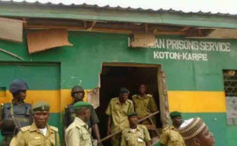 36 prisoners escape Ikot Ekpene Prison in Akwa-Ibom