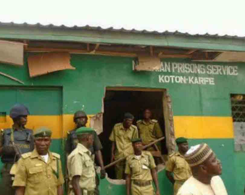 36 prisoners escape Ikot Ekpene Prison in Akwa-Ibom