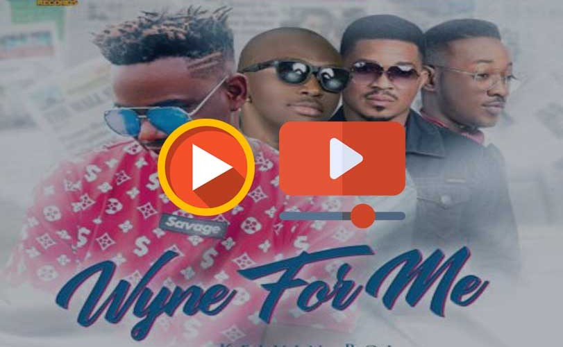 Kelvin Boj ft. Bracket & Dammy Krane – Wyne For Me