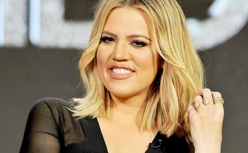 'I'll be 6 months next week' – Pregnant Khloe Kardashian reveals