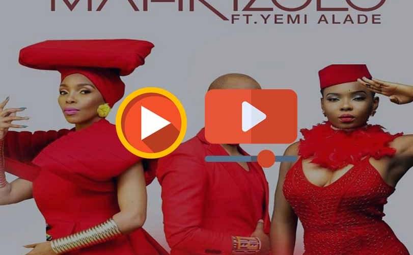 Mafikizolo ft. Yemi Alade  – Ofana Nawe (Audio & Video)