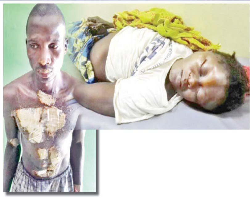 Man kills late brother's widow he inherited