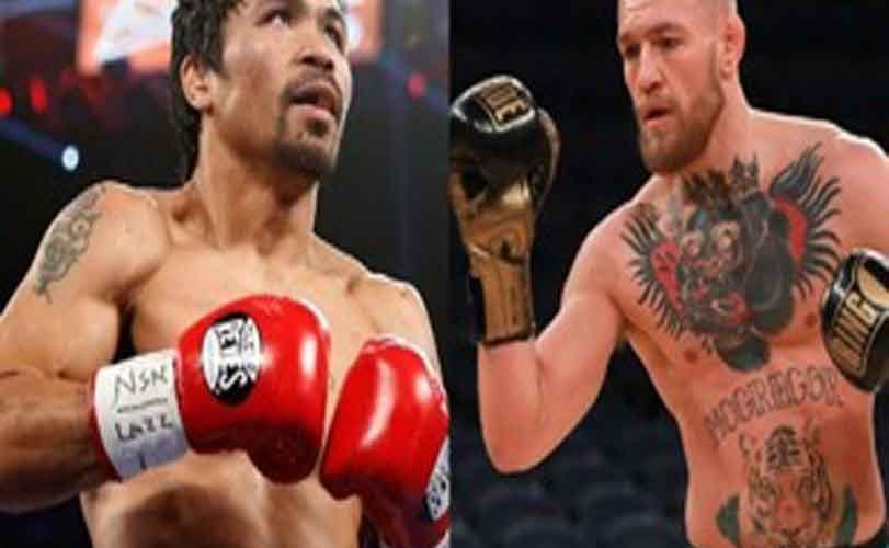 Manny Pacquiao in talks with Conor McGreror for a fight