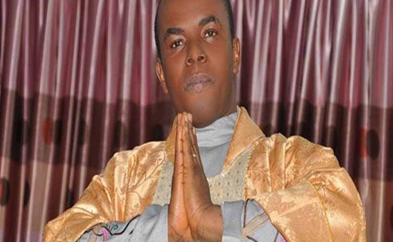 Father Mbaka reveals why ex-VP Atiku should be Nigeria's next president