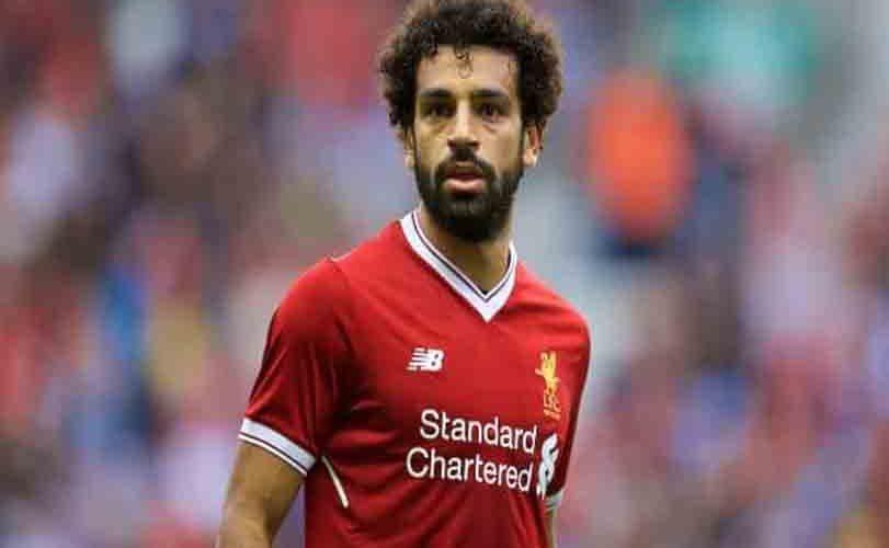 Mohamed Salah named BBC African Footballer of the Year 2017