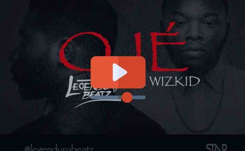 Wizkid – Oje  (Official Video)