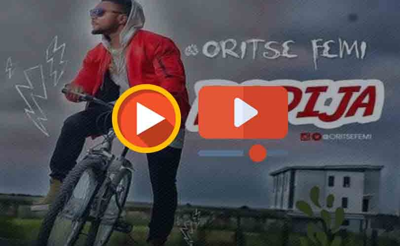 Oritse Femi – Bodija (Audio & Video)