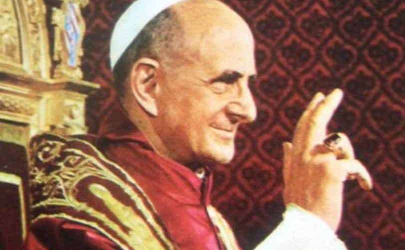 Pope Paul VI to be elevated to sainthood in 2018