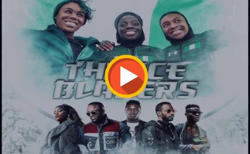Temple All Stars ft. Iyanya, 9ice, Bisola, Jeff Akoh & Chris Akinyemi – The Ice Blazers
