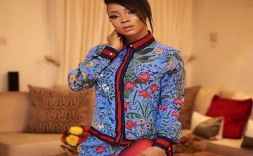 Toke Makinwa stuns in N1.1m Gucci Flora print pajama