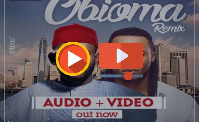 J.Martins ft. Flavour  – Obioma (Remix) (Audio & Video)