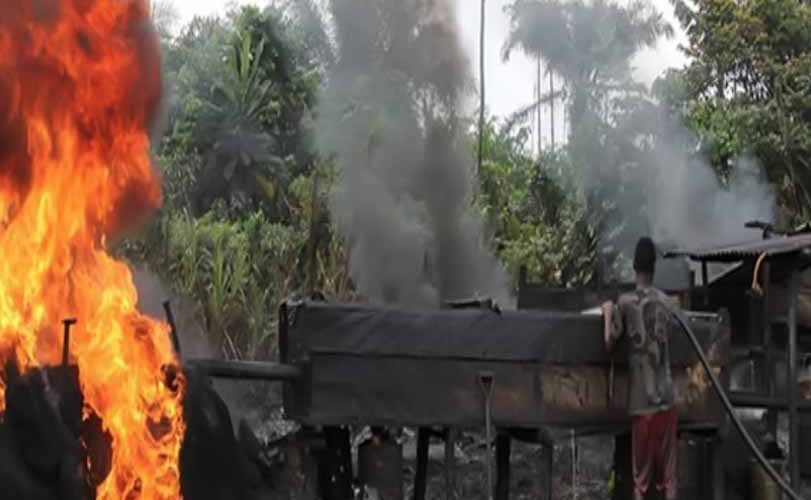 Don't pollute Ogoni after clean up, group warns illegal refiners