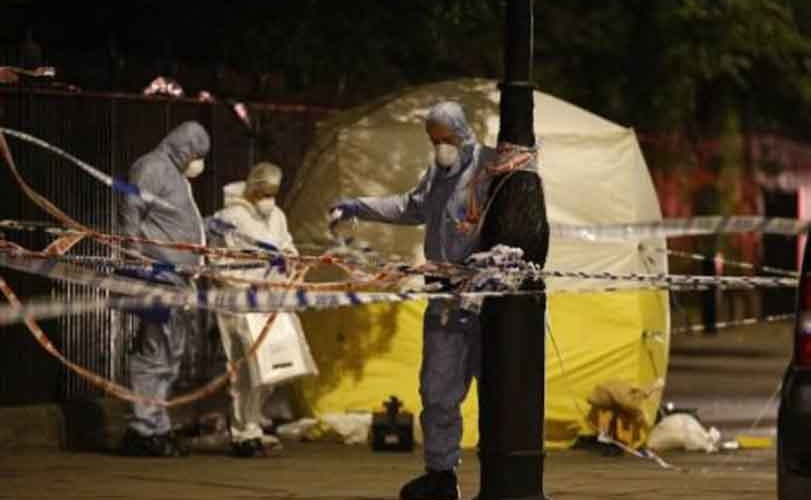 Four people stabbed to death in London New Year's eve knife violence