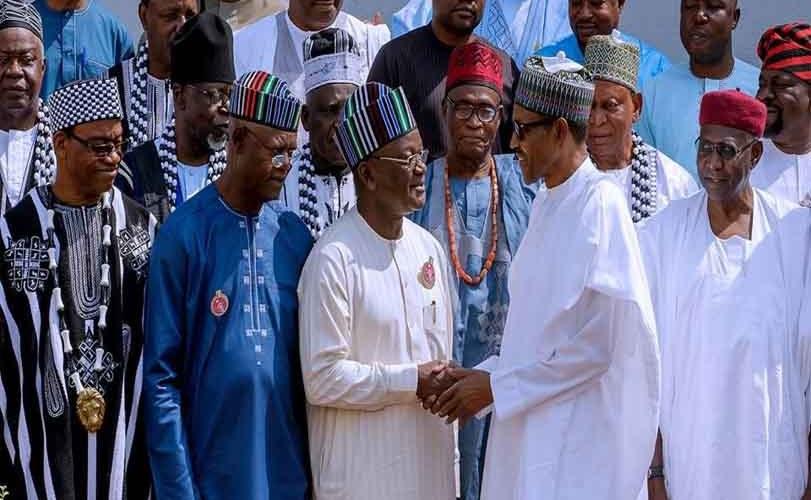 Herdsmen killings: Buhari begs Benue leaders