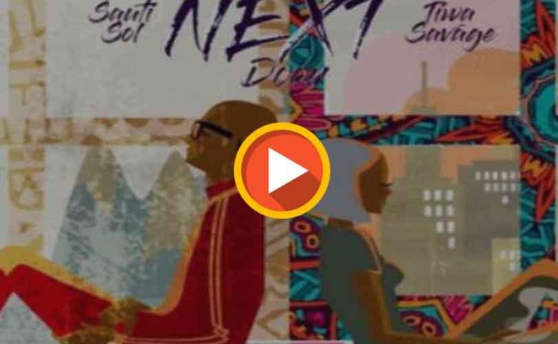 Sauti Sol ft Tiwa Savage – Girl Next Door