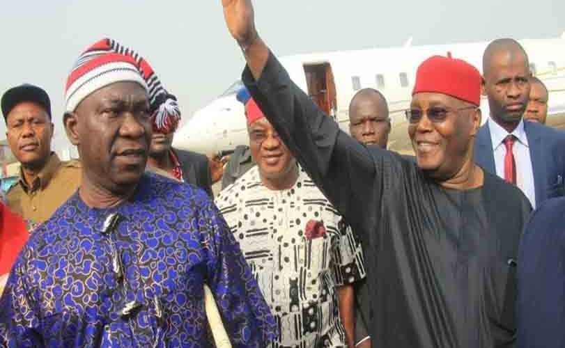 Photos: Atiku, Ekweremadu, S'East Governors, James Ibori, others attend commendation service of Alex Ekwueme