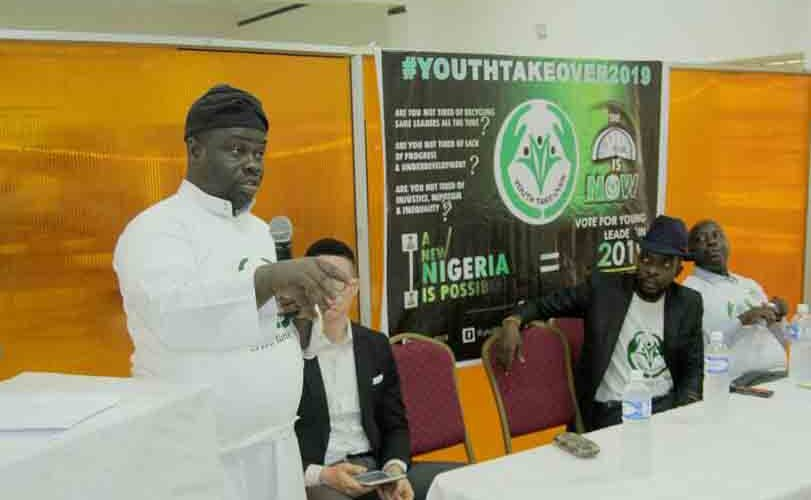 Nigerian youths blow hot, declare to take over power in 2019