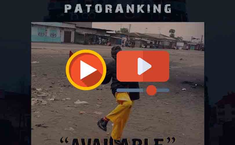 Patoranking – Available (Audio & Video)