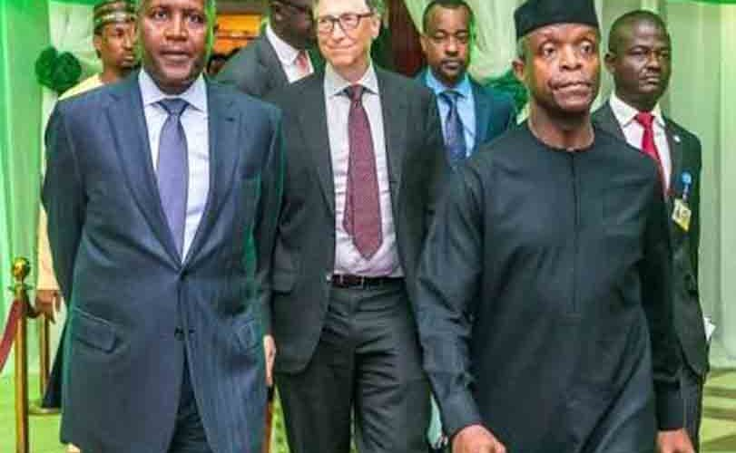 Bill Gates Speaks On Nigeria's Poor Development