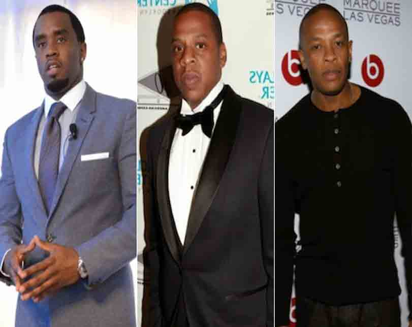 See The Three Black Musicians Named As Richest Entertainers On The Planet In 2018