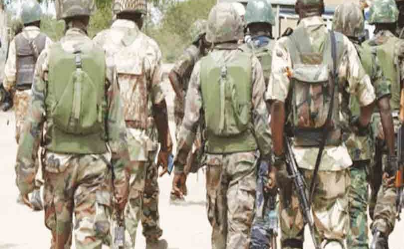 Soldiers kill 14 bandits, recover 422 animals in Kaduna