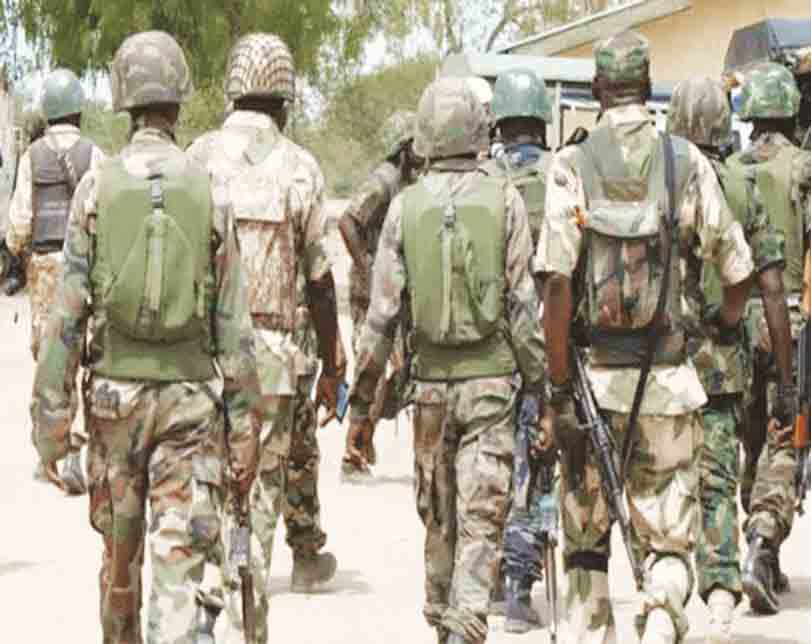 Large Turnout, Vehicular Movement As Soldiers Occupy Sokoto Roads