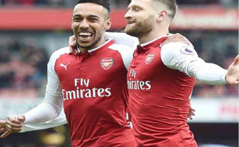 Arsenal go third, topple Tottenham, Man United