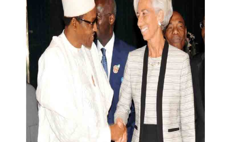 IMF to Nigeria: You won't be lucky if oil price falls
