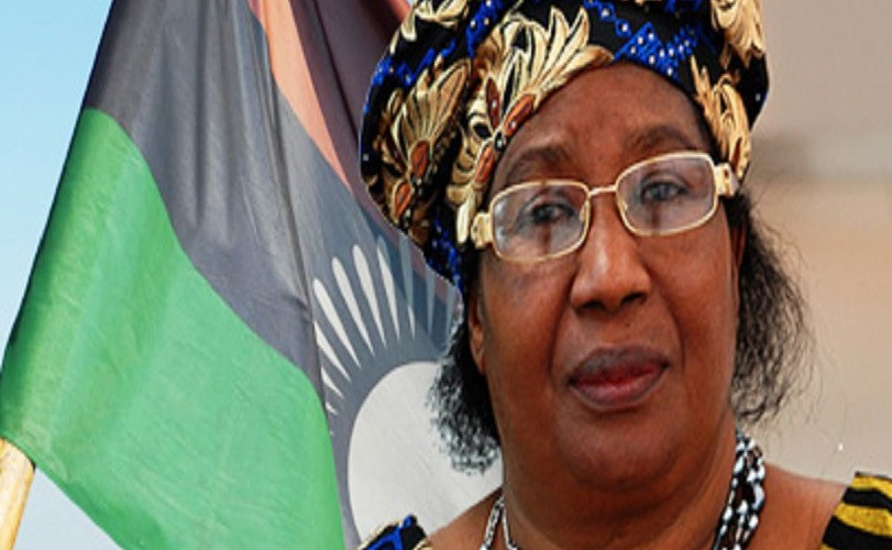 Ex Malawi President, Joyce Banda returns from exile