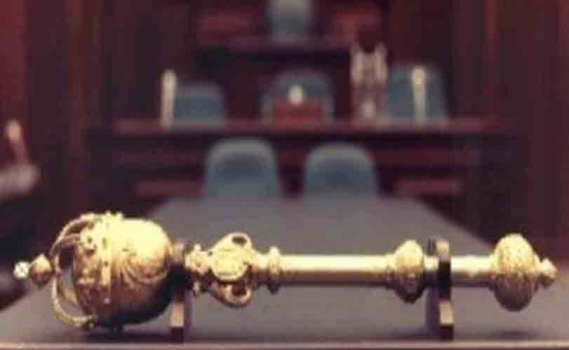 Ghanaian lawmakers watch in shock as thugs abduct Senate mace