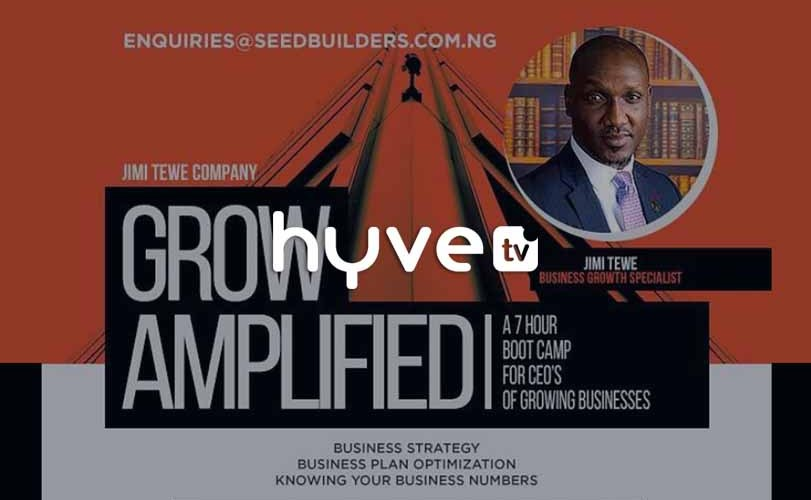 The Grow Amplified with Jimi Tewe