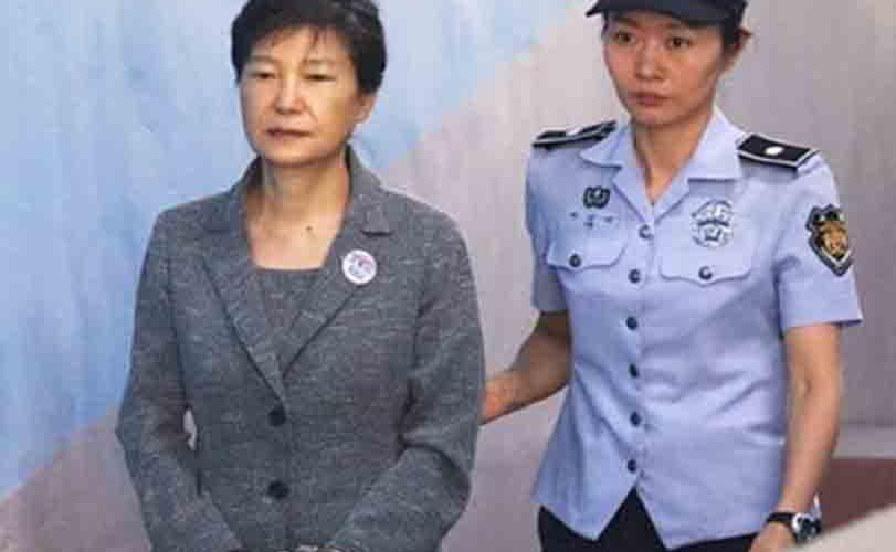 Ex-South Korean Female President Sentenced To 24 Years Imprisonment