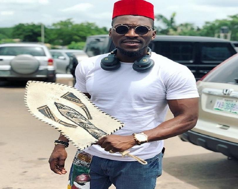 BBNaija Star, Tobi Bakre Conferred With Chieftaincy Title By Fans In Enugu State