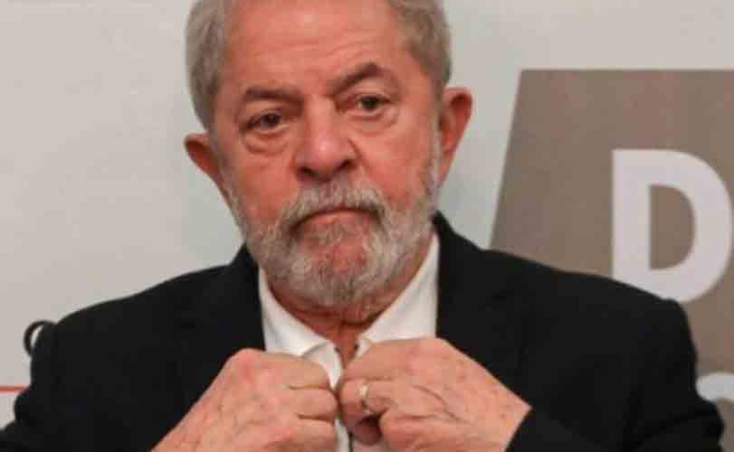 Former Brazilian President, Lula Da Silva currently serving a 12-year jail term vows to contest the country's elections from jail this October