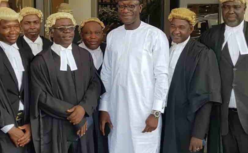 Court nullifies lawmaker Abdulmumin Jibrin's suspension, orders payment of his allowances
