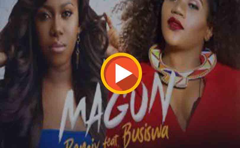 "Niniola  ft. Busiswa –  ""Magun"" Remix"
