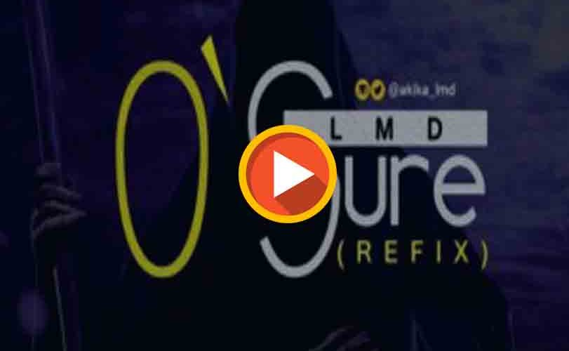 Oladips Ft LMD  X Olamide – O'Sure (Refix)