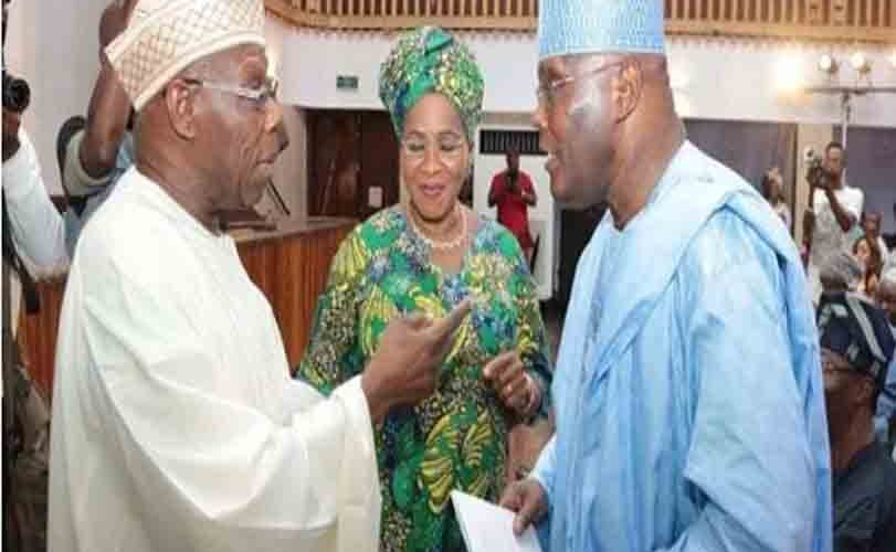 Atiku Will Surely Not Disappoint – Obasanjo