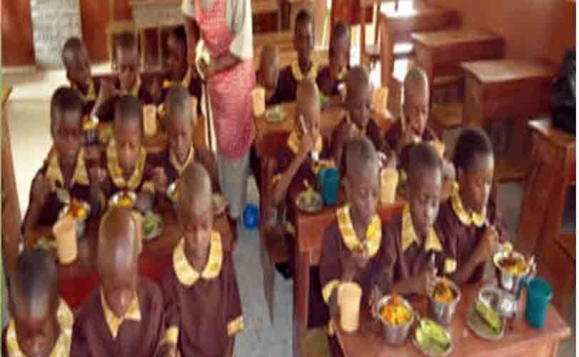 8.2m pupils get free meal in 24 states, Presidency says