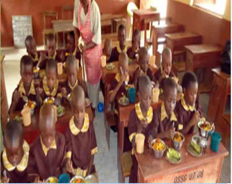 FG spends N49bn to feed pupils in two years -Presidency