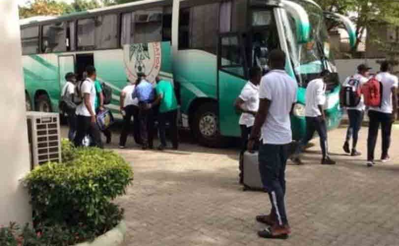 Super Eagles begin camping for AFCON 2019 on Sunday