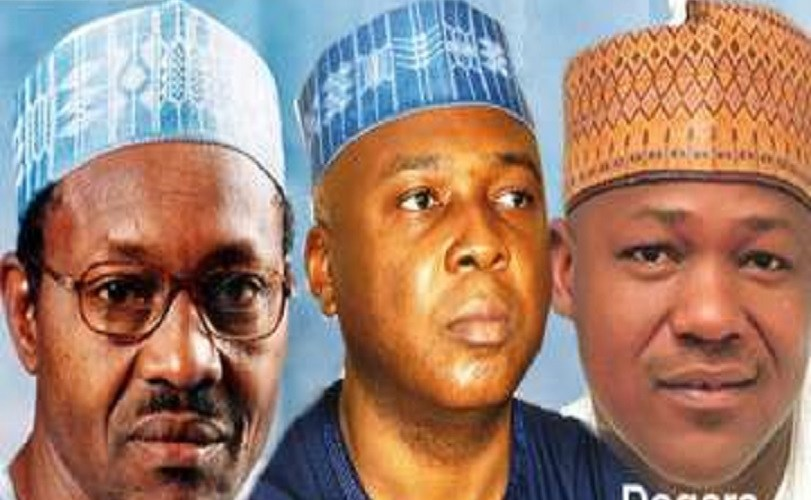 Buhari, Saraki, Dogara meet over Plateau killings