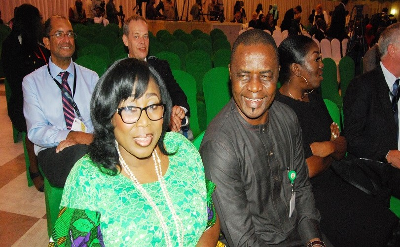 FCT Minister Promotes Home-made Products at IPI Congress.