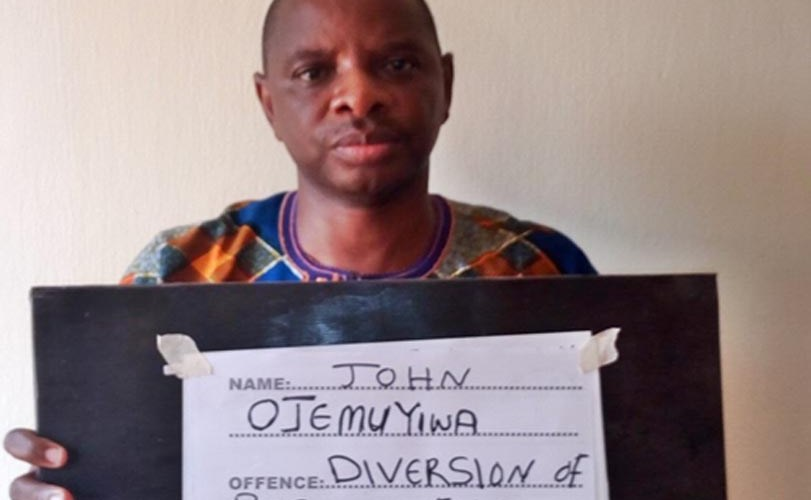 TETFUND Contractor Sentenced To 6 Years In Prison (Photo)