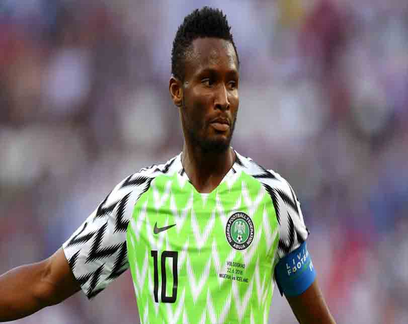 Nigeria vs Libya: Mikel Begs Nigerians Over Absence