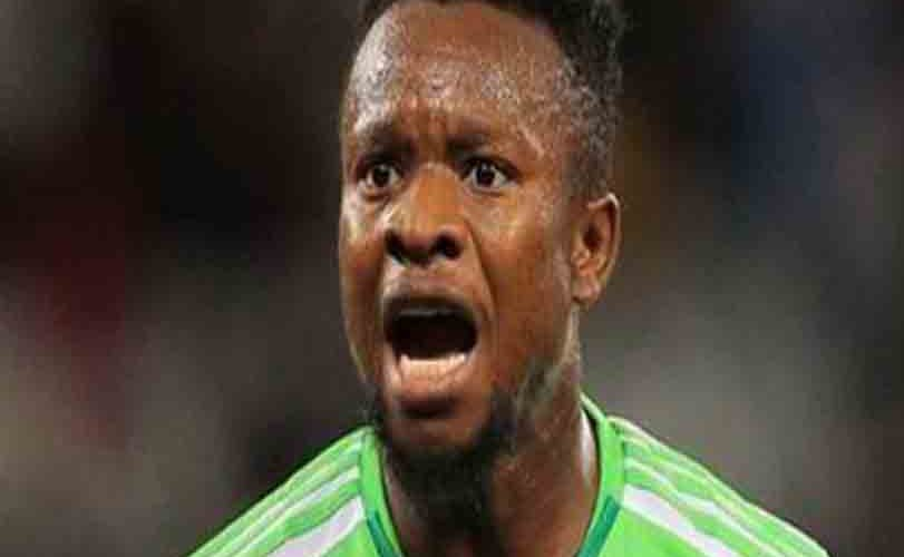 Onazi Apologizes Over Poor Performance