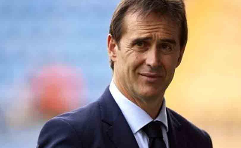 Spain sacks head coach, Julen Lopetegui just 24-hours before World cup begins