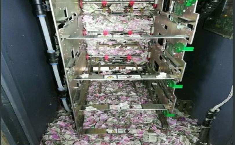 Shocking: Rats Break Into ATM Machine, Eat Up Bank Notes Worth About N17 Million (Photos)