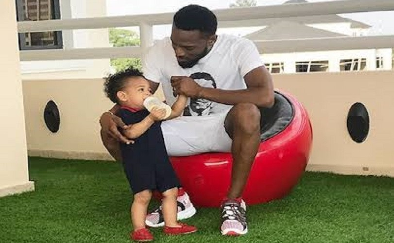 """My son is your son"" Peter Okoye and Tonto Dikeh tell Dbanj as they console him for the loss of his sonS and social media users call them out for being ""insensitive"""