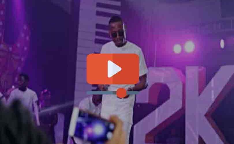 Mr 2kay – God Can Bless Anybody [Live Performance]